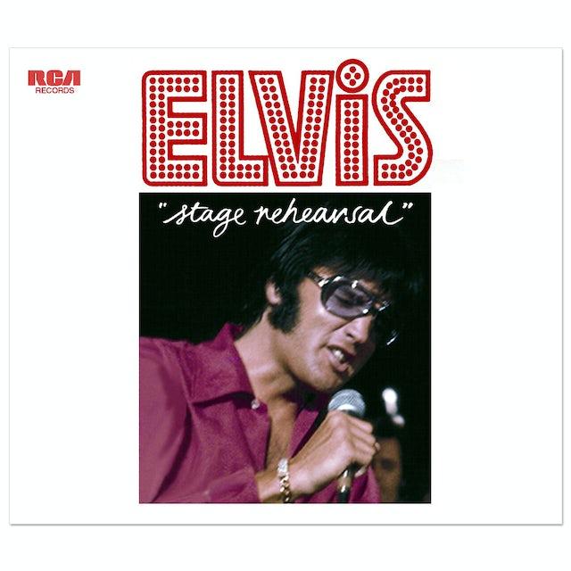 Elvis Presley Stage Rehearsal FTD CD