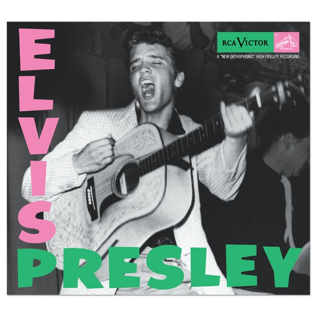 Elvis Presley Presley: Legacy Edition 2 CD Set