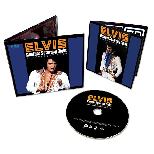 Elvis Presley Presley: Another Saturday Night FTD CD