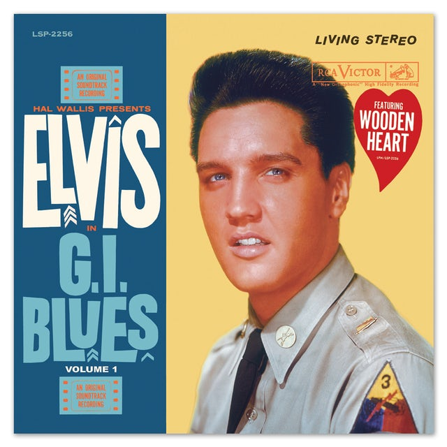 Elvis Presley GI Blues FTD CD
