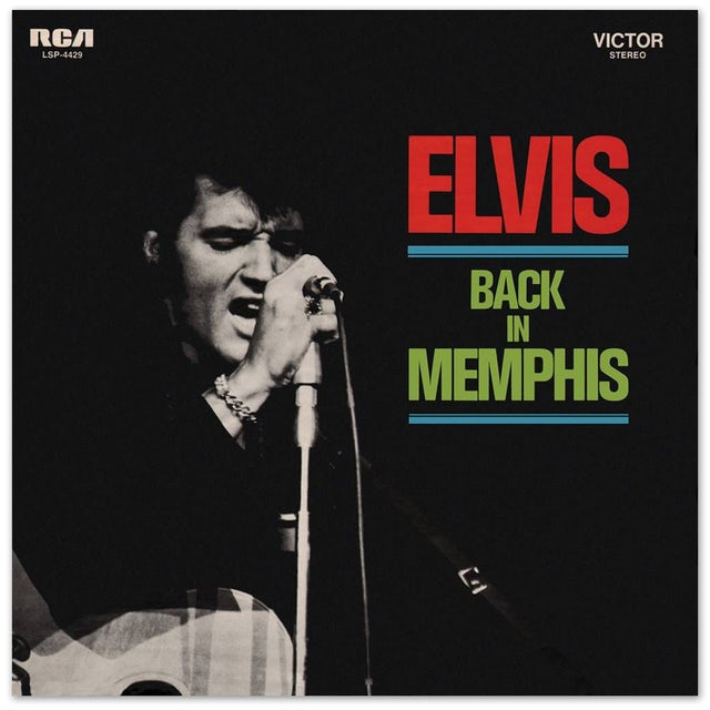 Elvis Presley Presley: Back in Memphis FTD CD