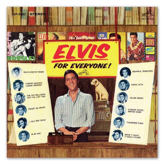 Elvis Presley for Everyone FTD CD