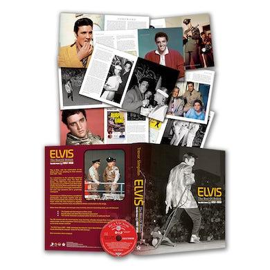 Elvis Presley Best of British RCA Years FTD Book/CD