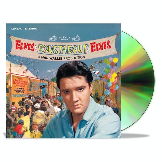Elvis Presley Roustabout CD