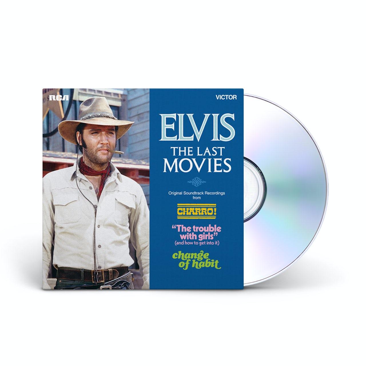 Elvis Presley The Last Movies FTD CD