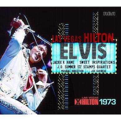 """""""Elvis Presley: LAS VEGAS '73"""" FTD (2-Disc) CD"""