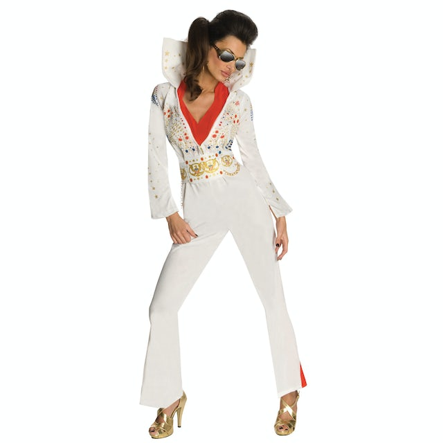 Elvis Presley American Eagle Women's Costume