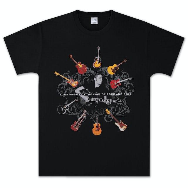 Elvis Presley Guitar Legend T-shirt