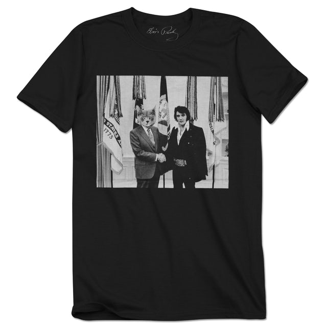 Elvis Presley Stage Presence T-Shirt