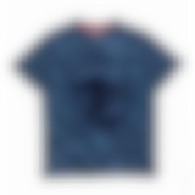 Denim Blue Elvis Presley Stars and Eagle T-Shirt