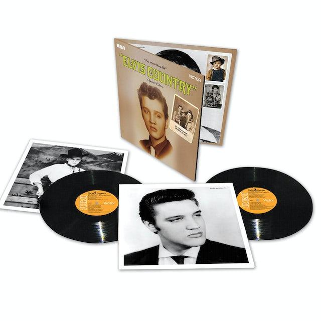 Elvis Presley Country Special Edition FTD LP (Vinyl)