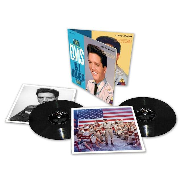 Elvis Presley Presley: GI Blues Special Limited Edition FTD LP (Vinyl)