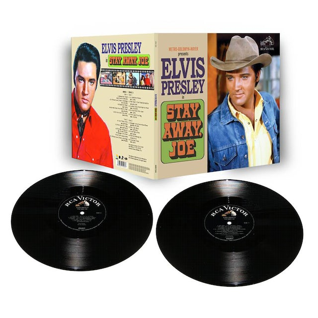 Elvis Presley Stay Away Joe FTD LP (Vinyl)