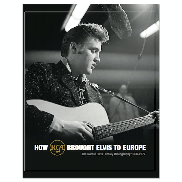 How RCA Brought Elvis To Europe FTD Book