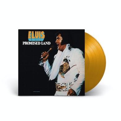 Elvis Presley Limited Edition Promised Land 180 Gram Audiophile Translucent Gold Vinyl