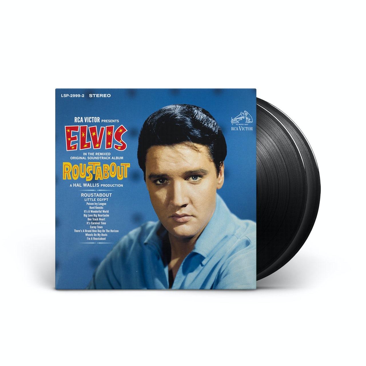 Elvis Presley Limited Edition Roustabout 2-Disc FTD LP (Vinyl)