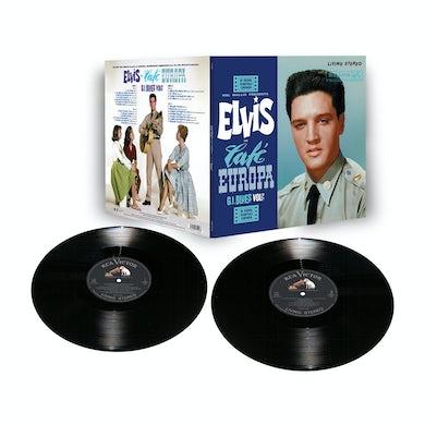 Elvis Presley: Cafe Europa Limited Edition FTD (2-disc) LP (Vinyl)
