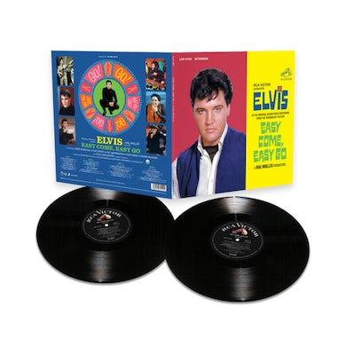 "Elvis Presley ""EASYCOME, EASY GO"" (FTD 2-LP LIMITED EDITION) (Vinyl)"