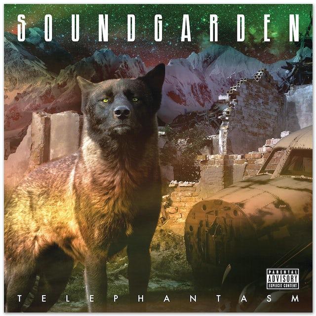 Soundgarden - Telephantasm - A Retrospective CD