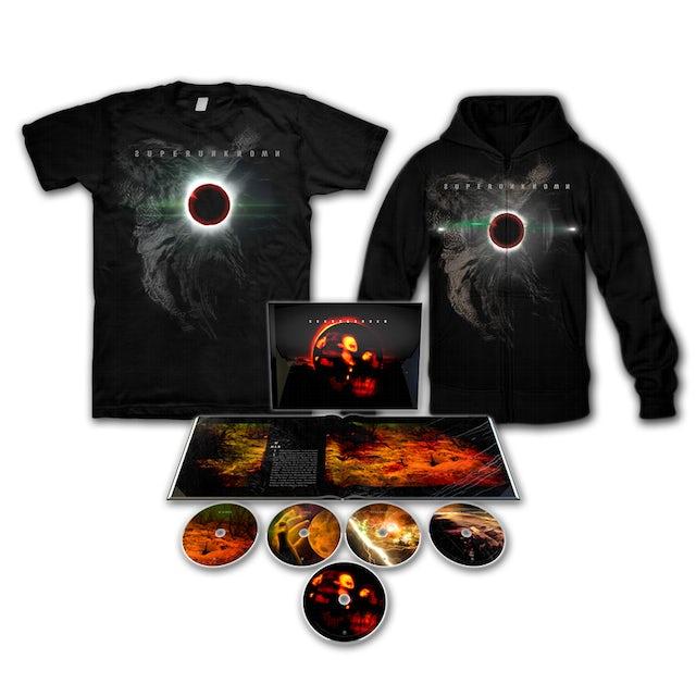 Soundgarden Superunknown Super Deluxe CD Set/T-Shirt/Hoodie Bundle