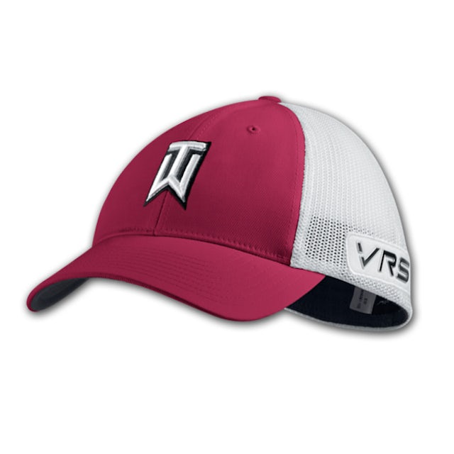 Tiger Woods Tour Perforated Cap - Red