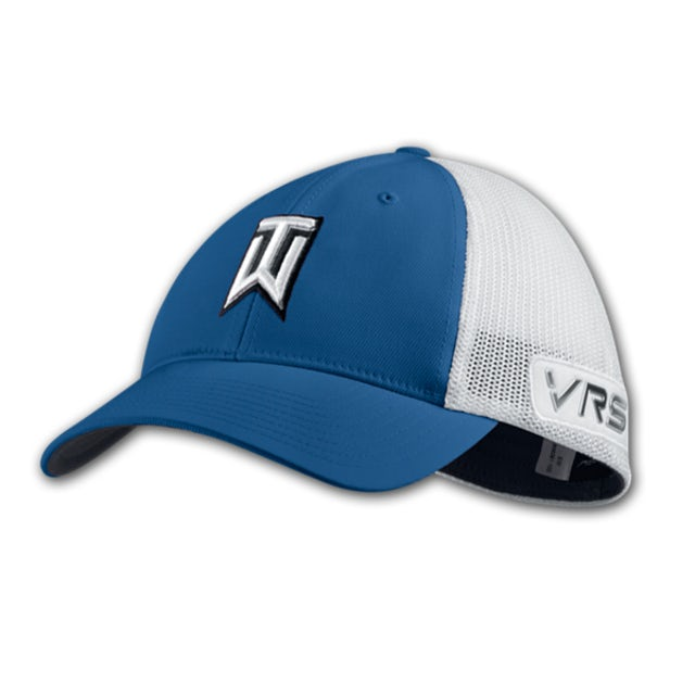 Tiger Woods Tour Perforated Cap - Blue