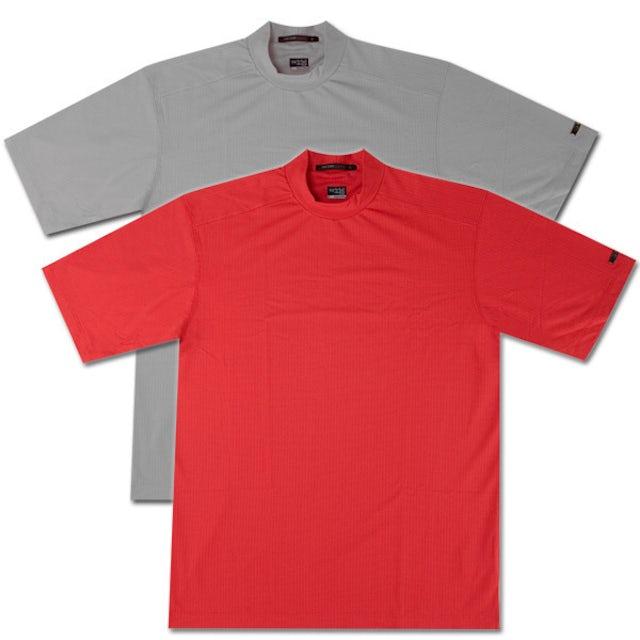 Tiger Woods Dri-Fit Texture Mock Shirt