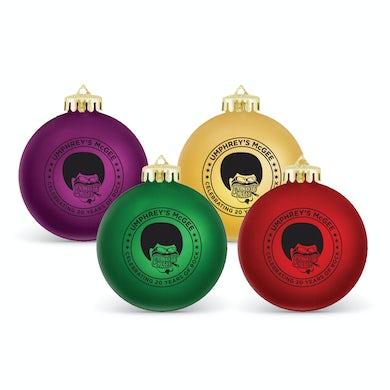 Umphrey's Mcgee 20 Year Anniversary Ornaments