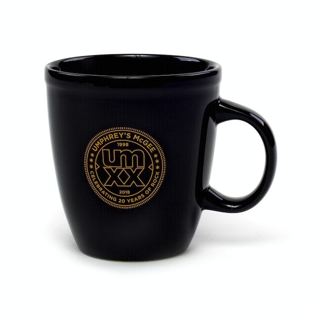Umphrey's Mcgee 20th Anniversary Mug