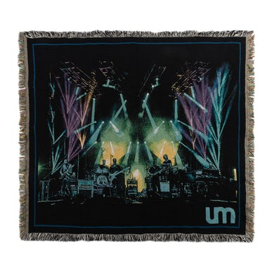 Umphrey's Mcgee Woven Photo Blanket