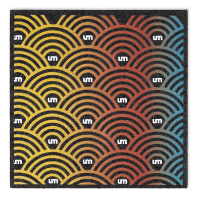 Umphrey's Mcgee Recycled Rubber Dab Mat