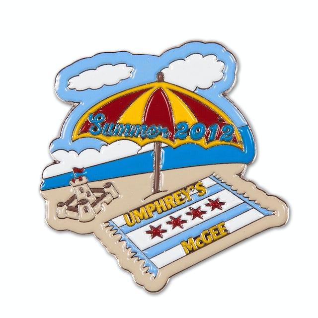 Umphrey's Mcgee Summer Tour 2012 Pin