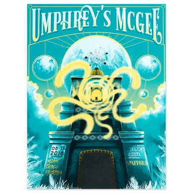 Umphrey's Mcgee Fillmore Miami Summer 2018 by Arno Kiss
