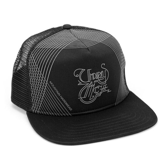 Umphrey's Mcgee Mountain Hardwear Black Trucker Hat
