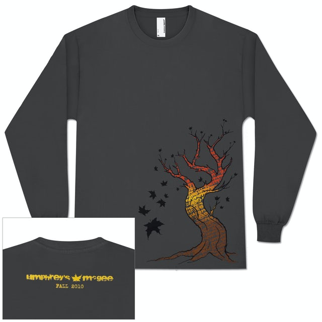 Umphrey's Mcgee UM Long Sleeve Tree T-Shirt