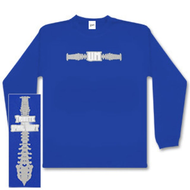 Umphrey's McGee- Tribute to Spinal Shaft Long Sleeveshirt