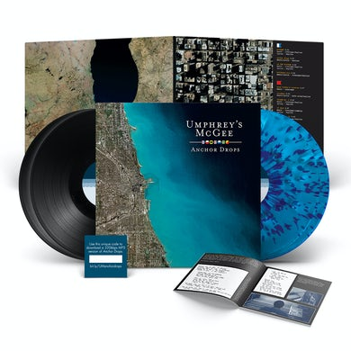 Umphrey's Mcgee Anchor Drops Redux 4-LP Set (Vinyl)
