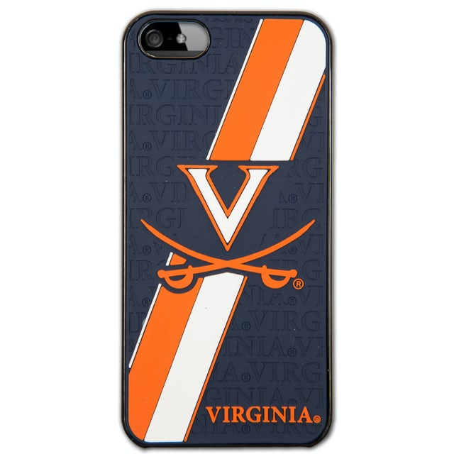 UVA Athletics iPhone 5 Striped Hard Case