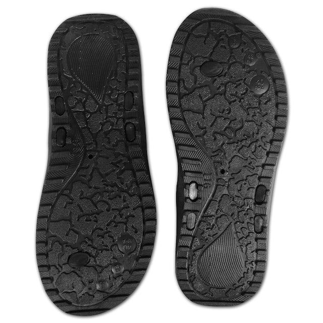 UVA Athletics Mens Beachcomber Sandals - Pin Stripe