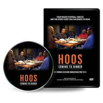 UVA Athletics Hoos Coming to Dinner DVD