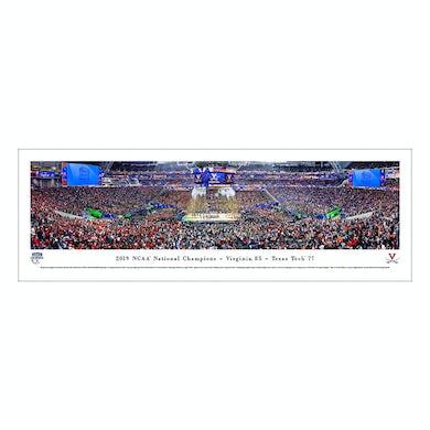 UVA Athletics 2019 NCAA Champions Celebration Panoramic Image