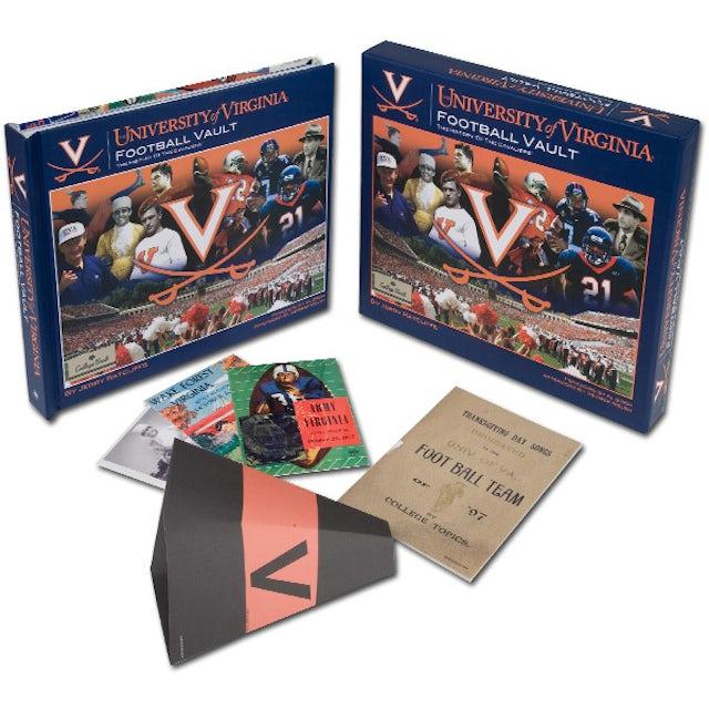 UVA Athletics Virginia Football Vault Scrapbook