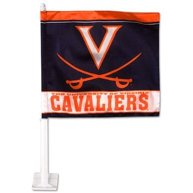 UVA Athletics Car Flag