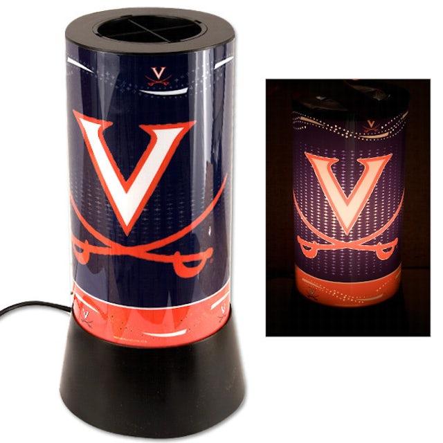 UVA Athletics Rotating Lamp