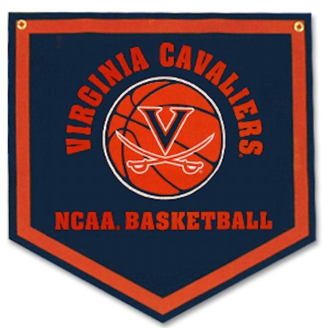 UVA Athletics Basketball Banner