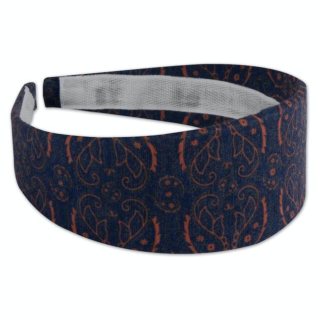 UVA Athletics Bandana Hard Headband
