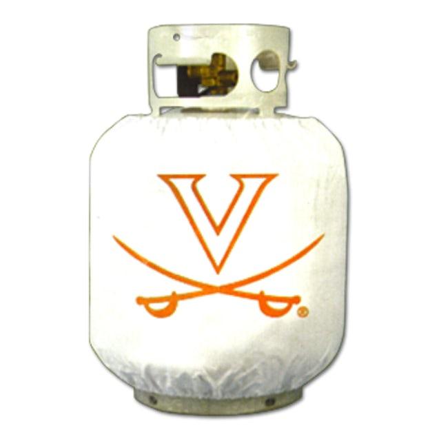 UVA Athletics Propane Tank Wrapper