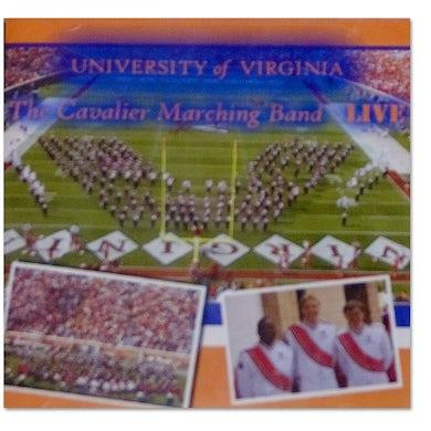 The UVA Athletics Cavalier Marching Band - LIVE