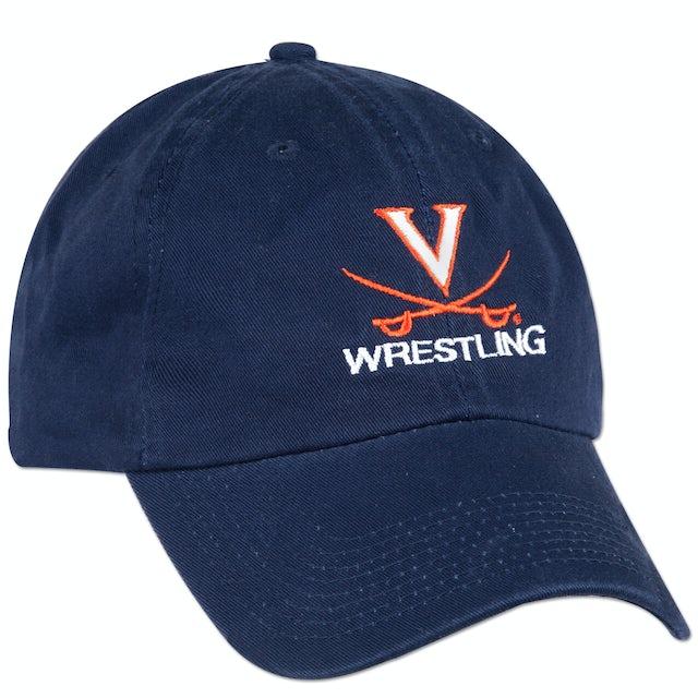UVA Athletics V-Sabre Wrestling Adjustable Cap