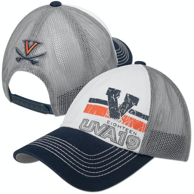 UVA Athletics WornOut Adjustible Cap